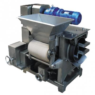 Fish deboning separator machine