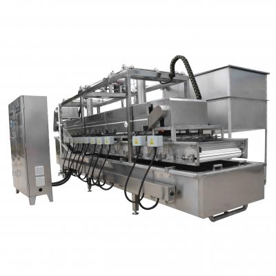 Commercial Continuous Frying Machine